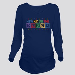 New Kid On The Block Long Sleeve Maternity T-Shirt