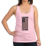 I Served I Stand Racerback Tank Top