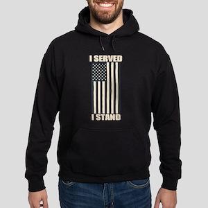 I Served I Stand Hoodie