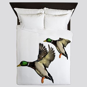 DUCKS Queen Duvet