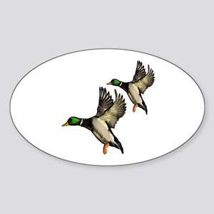 DUCKS Sticker