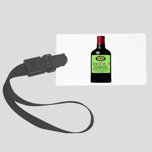 WPLJ Compton Luggage Tag