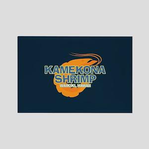 Hawaii 5-0 Kamekona Shrimp Rectangle Magnet