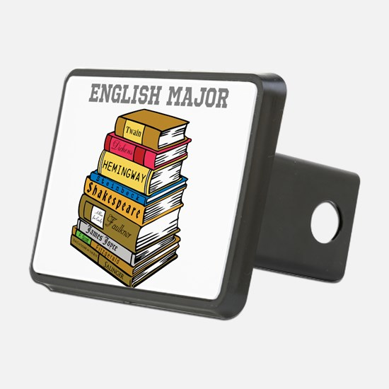 English Major Hitch Cover