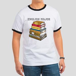 English Major Ringer T
