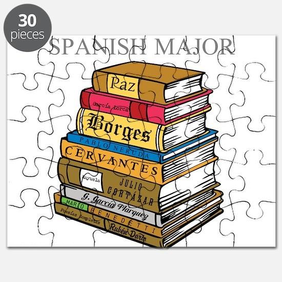 Spanish Major Puzzle