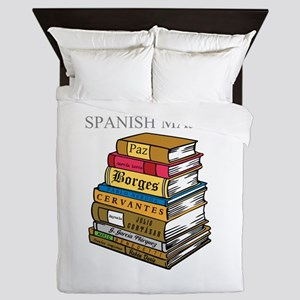 Spanish Major Queen Duvet