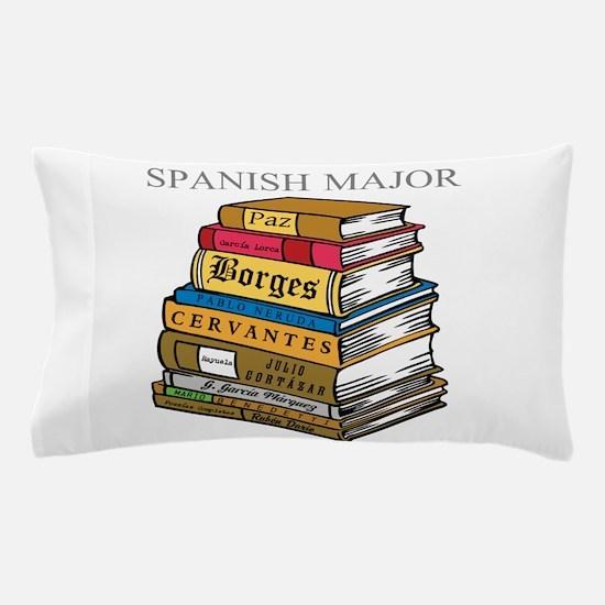 Spanish Major Pillow Case