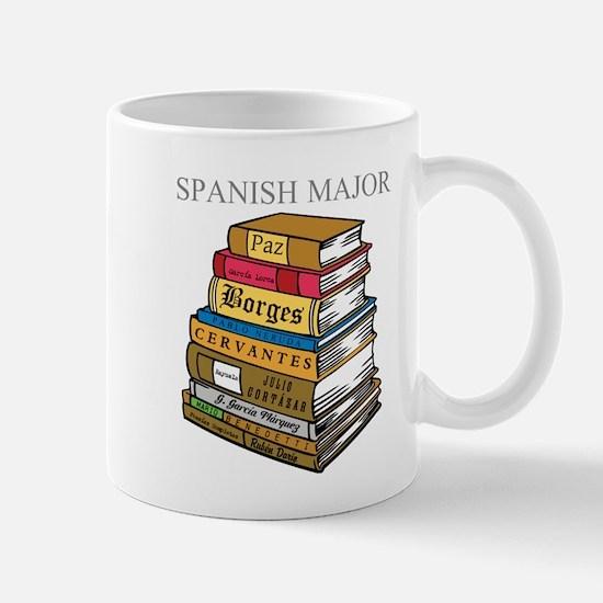 Spanish Major Mug