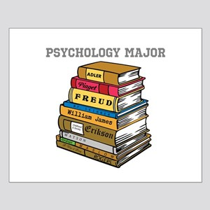 Psychology Major Small Poster