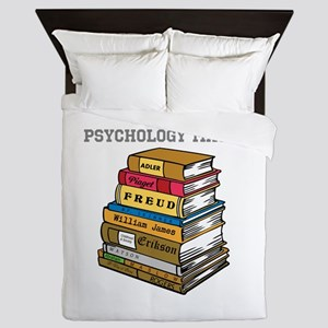 Psychology Major Queen Duvet