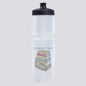 Psychology Major Sports Bottle