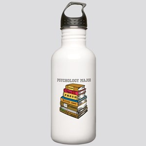 Psychology Major Stainless Water Bottle 1.0L
