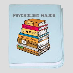 Psychology Major baby blanket