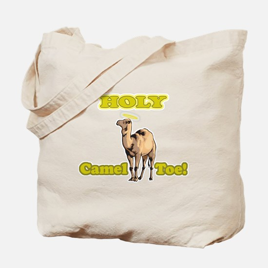 Holy Camel Toe! Tote Bag