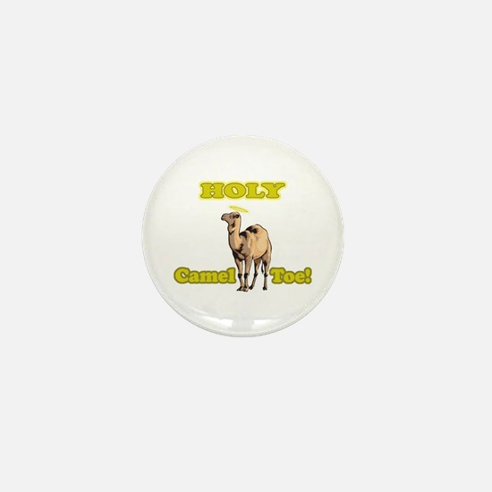 Holy Camel Toe! Mini Button