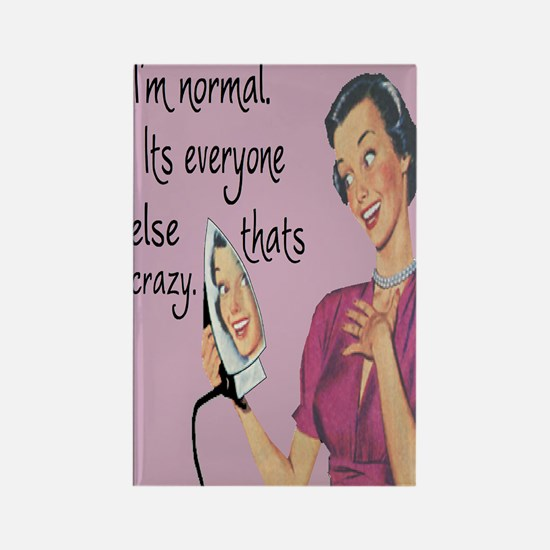 Normal Rectangle Magnet (10 pack)