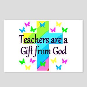 TEACHER PRAYER Postcards (Package of 8)