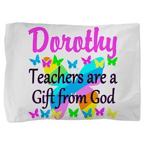 TEACHER PRAYER Pillow Sham