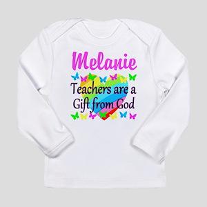 TEACHER PRAYER Long Sleeve Infant T-Shirt