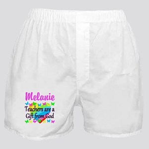 TEACHER PRAYER Boxer Shorts