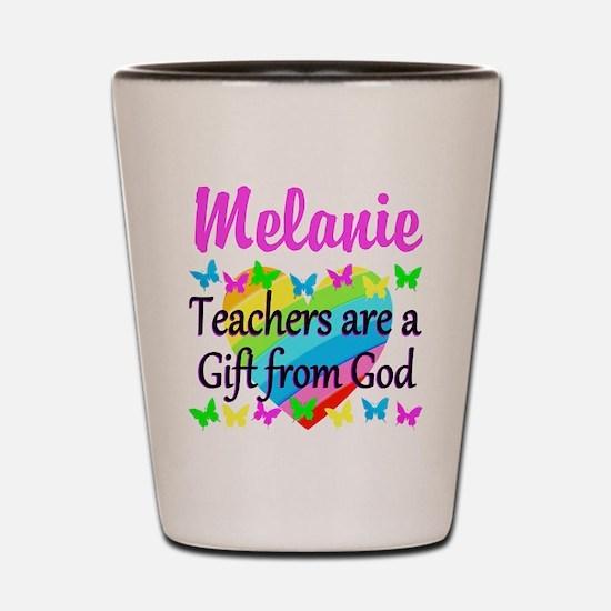 TEACHER PRAYER Shot Glass