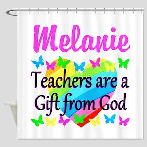 TEACHER PRAYER Shower Curtain