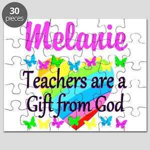 TEACHER PRAYER Puzzle