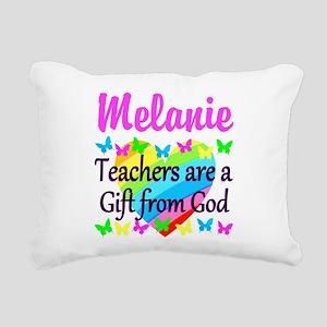 TEACHER PRAYER Rectangular Canvas Pillow