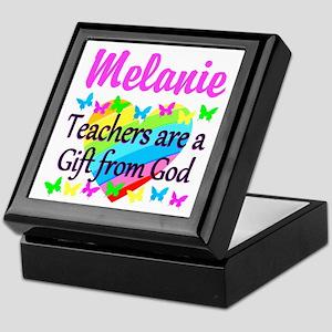 TEACHER PRAYER Keepsake Box
