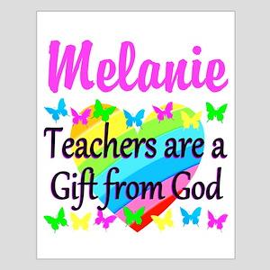 TEACHER PRAYER Small Poster