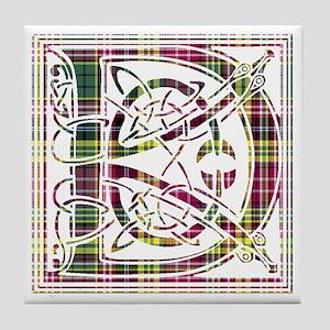 Monogram - Drummond of Strathallan Tile Coaster