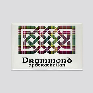 Knot - Drummond of Strathallan Rectangle Magnet