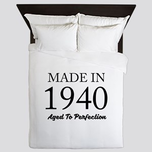 Made In 1940 Queen Duvet