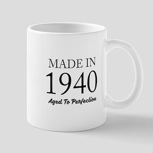 Made In 1940 Mugs