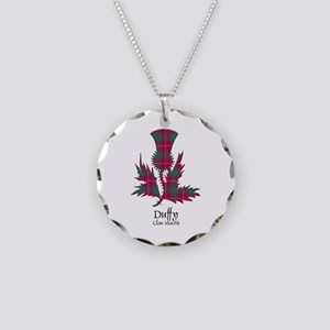 Thistle-Duffy.MacFie Necklace Circle Charm