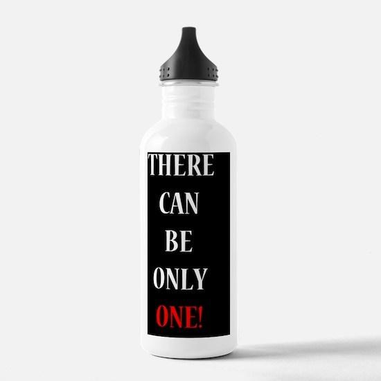 Cute Connor Water Bottle