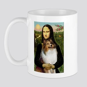Mona's Sable Sheltie Mug