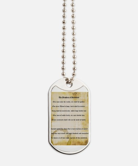 Unique Stephen king Dog Tags