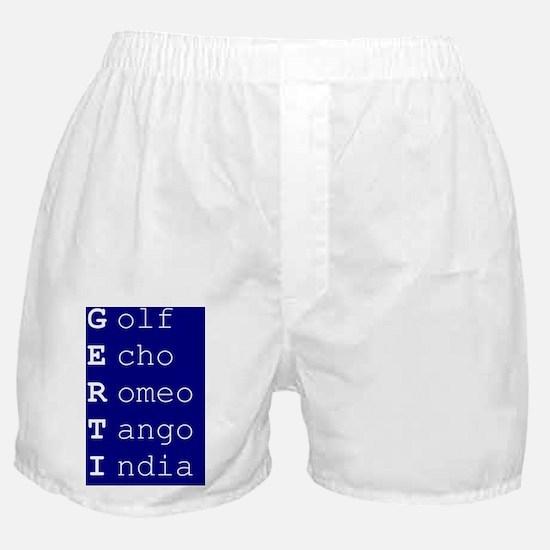Unique Cabin pressure Boxer Shorts