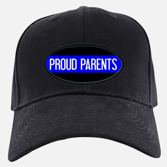 Police: Proud Parents (The Thin Blue Lin Baseball Hat