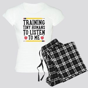 Training Tiny Humans pajamas