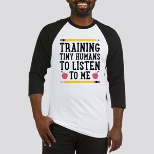 Training Tiny Humans Baseball Jersey