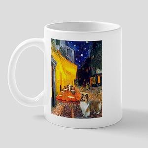 Cafe / Sheltie Mug