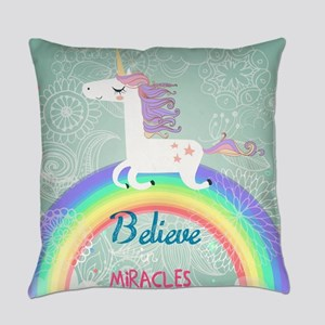 Unicorn Everyday Pillow