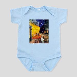 Cafe / Sheltie Infant Bodysuit