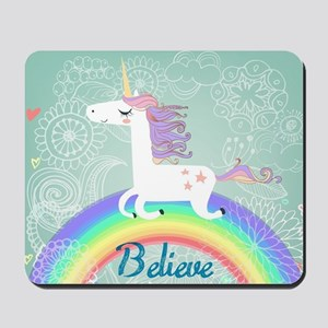 Unicorn Mousepad