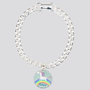 Unicorn Charm Bracelet, One Charm