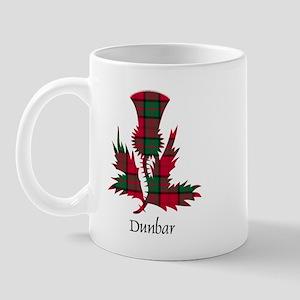 Thistle - Dunbar Mug