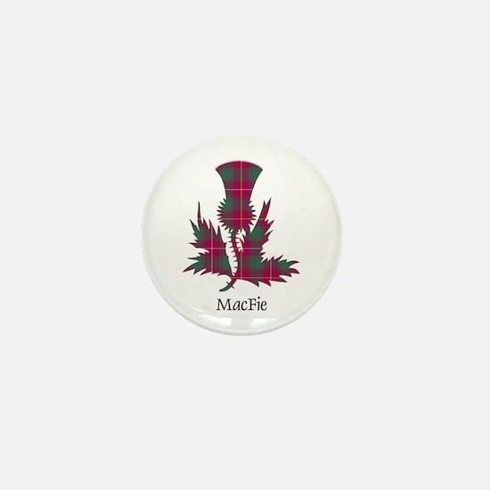 Thistle - MacFie Mini Button